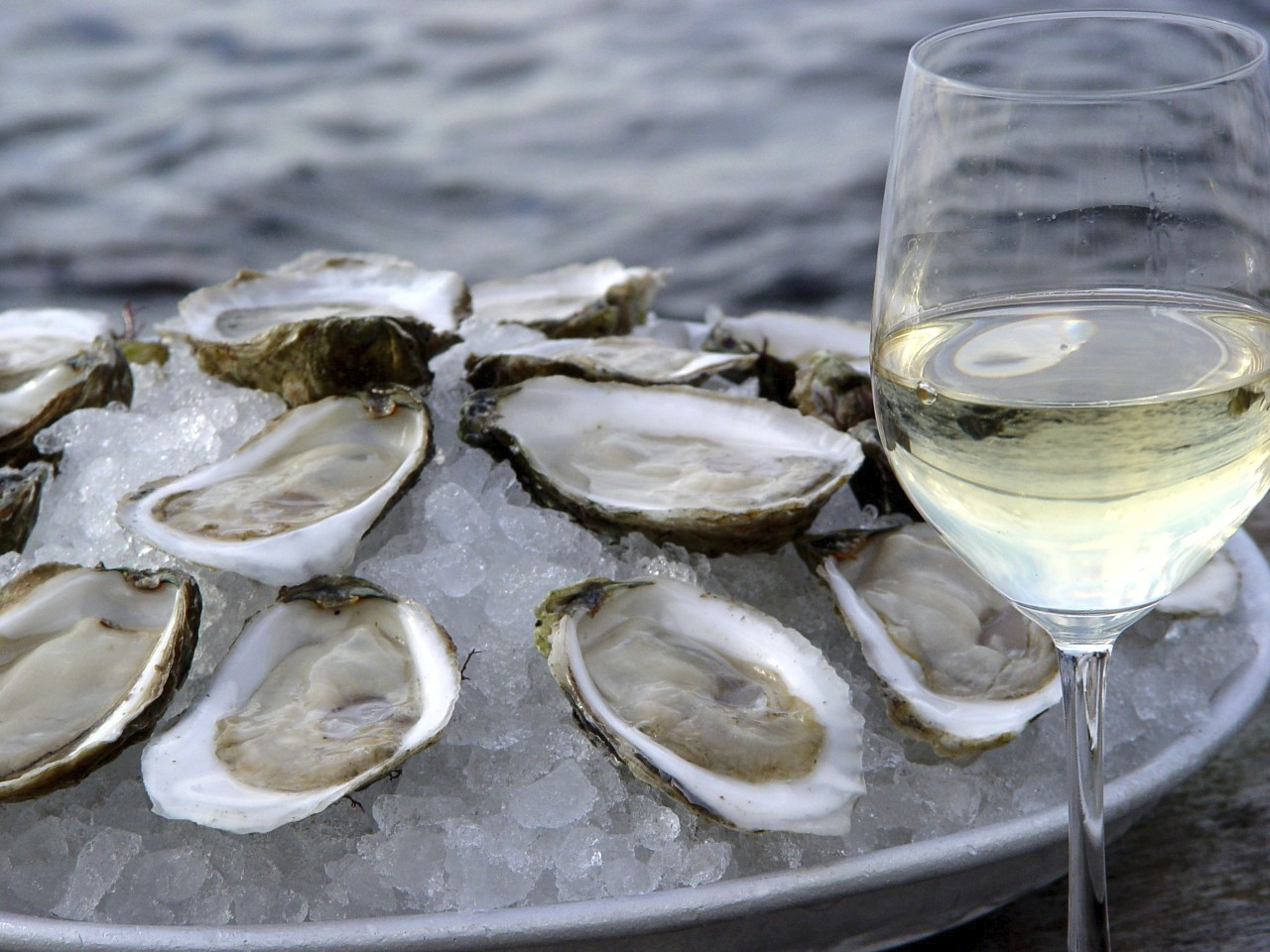 Wet Part Of Ice Fishing Season >> The Art of Eating an Oyster | The Beautiful Taste